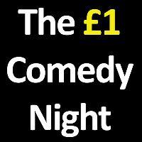 Award Winning  NCF £1 Comedy Night in Derby