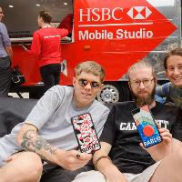 Make your own personalised phone case with HSBC Mobile Studio