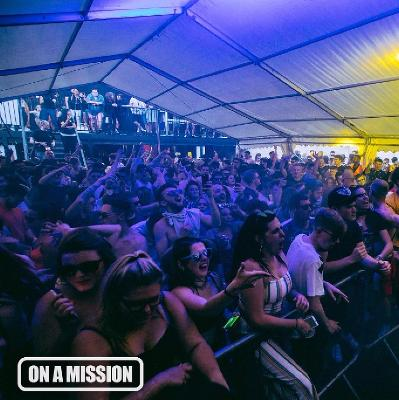 ON A MISSION - The Final Garden Party of the year 24th Aug