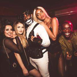 Bashment Vs Afrobeats – Halloween Party