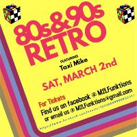 80s & 90s RETRO