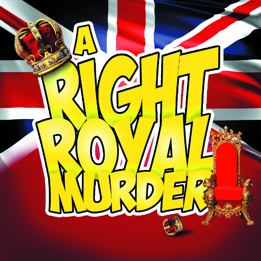 Murder Mystery: A Right Royal Murder