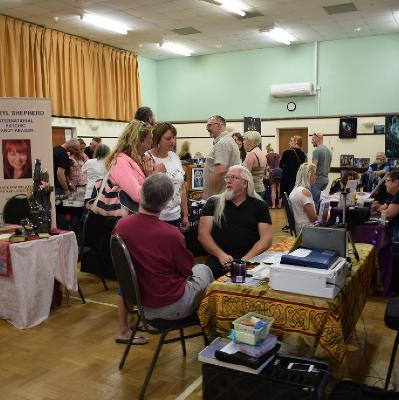 Thirdeye Autumn Psychic and Wellbeing Fair Witney | Langdale Hall