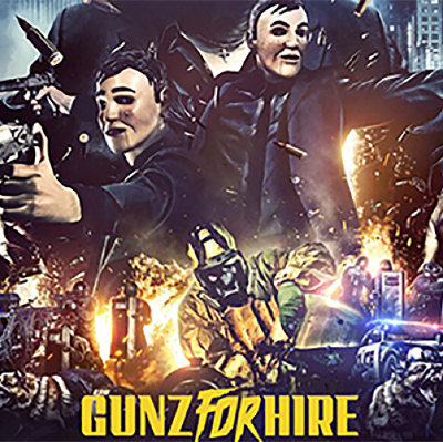 Gunz For Hire - Blood Brothers Feat Gunz for Hire Ran-D DJ Adaro
