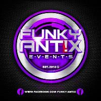 FUNKY ANT!X - THE RAVEOLUTION! IN MEMORY OF PAUL BRIDGES!