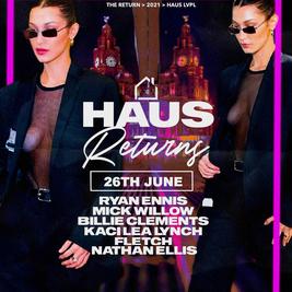 HAUS Returns