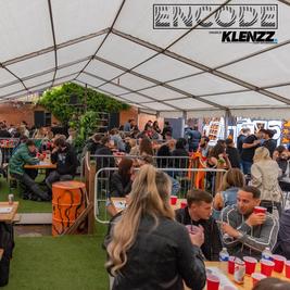 ENCODE 2.0 in the Garden w/ Corey James