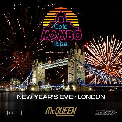 Cafe Mambo Ibiza London New Years Eve 2018/2019