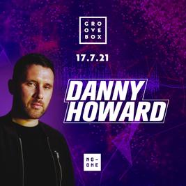 Groovebox X Danny Howard  / Radio 1