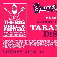John Leather's Tarantino Disco @ Big Grill UK