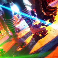luton family roller disco - summer shutdown