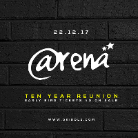 Ten Year Reunion // Line up Announced very soon!
