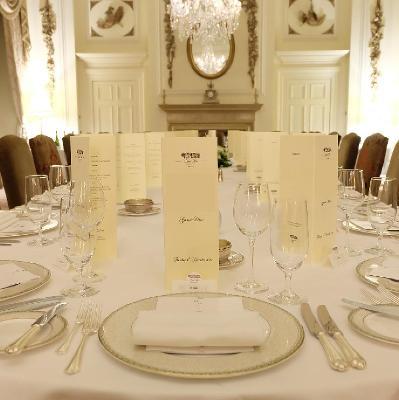 Gourmet Champagne Dinner