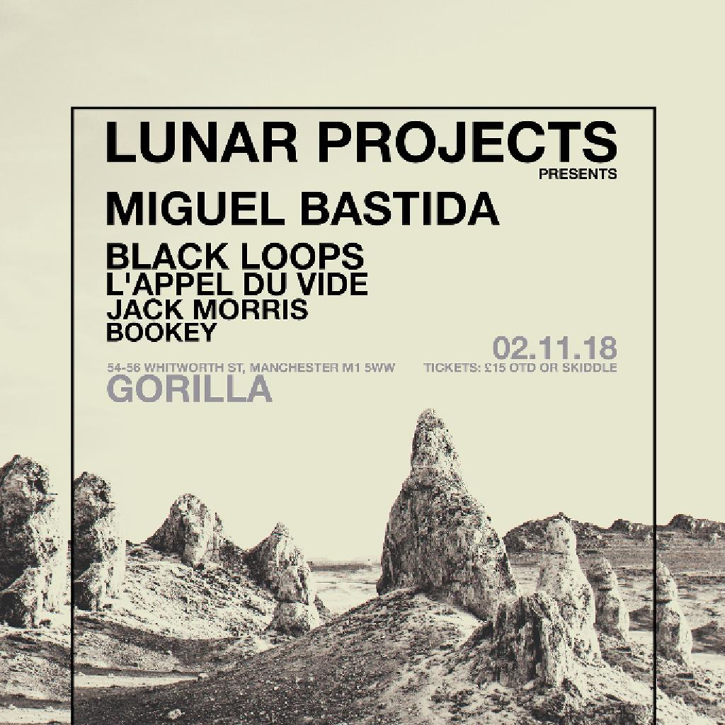 Lunar Projects presents: 001 (The Opening)