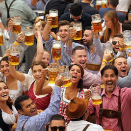 Oktoberfest Comes to Chester!