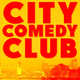 City Comedy Club: 16 SEPTEMBER Event Title Pic