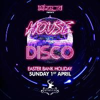 My playhouse presents House Vs Disco