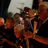 The Surrey Jazz Orchestra 50th Birthday concert