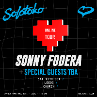 CM presents: Sonny Fodera & Special Guests at Church