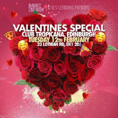 dance energy u18's - Valentines Special (Edinburgh)