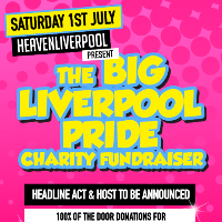 The Big Liverpool Pride Charity Fundraiser
