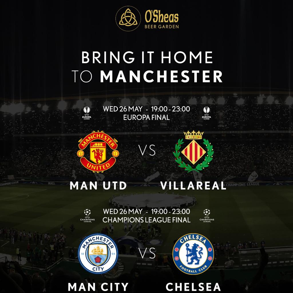 Manchester City vs Chelsea Champions League Final Tickets ...