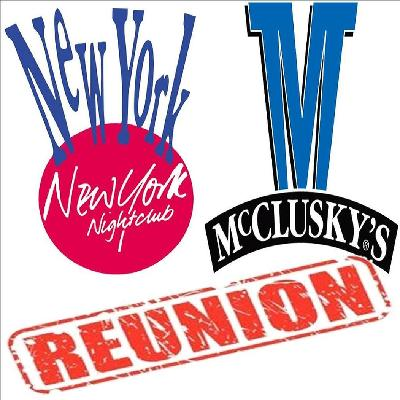 New York New York & McCluskys BIG reunion