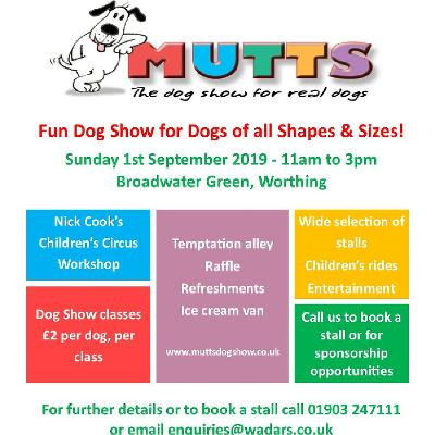 Mutts Dog Show