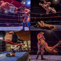 Live Wrestling Summer Spectacular in Woolmer Green