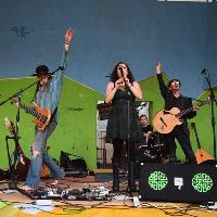Treebeard & Ar Faoued in concert