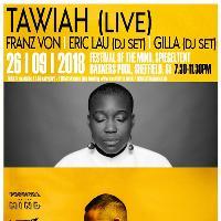 Tawiah, Eric Lau & DJ Gilla First Word Records