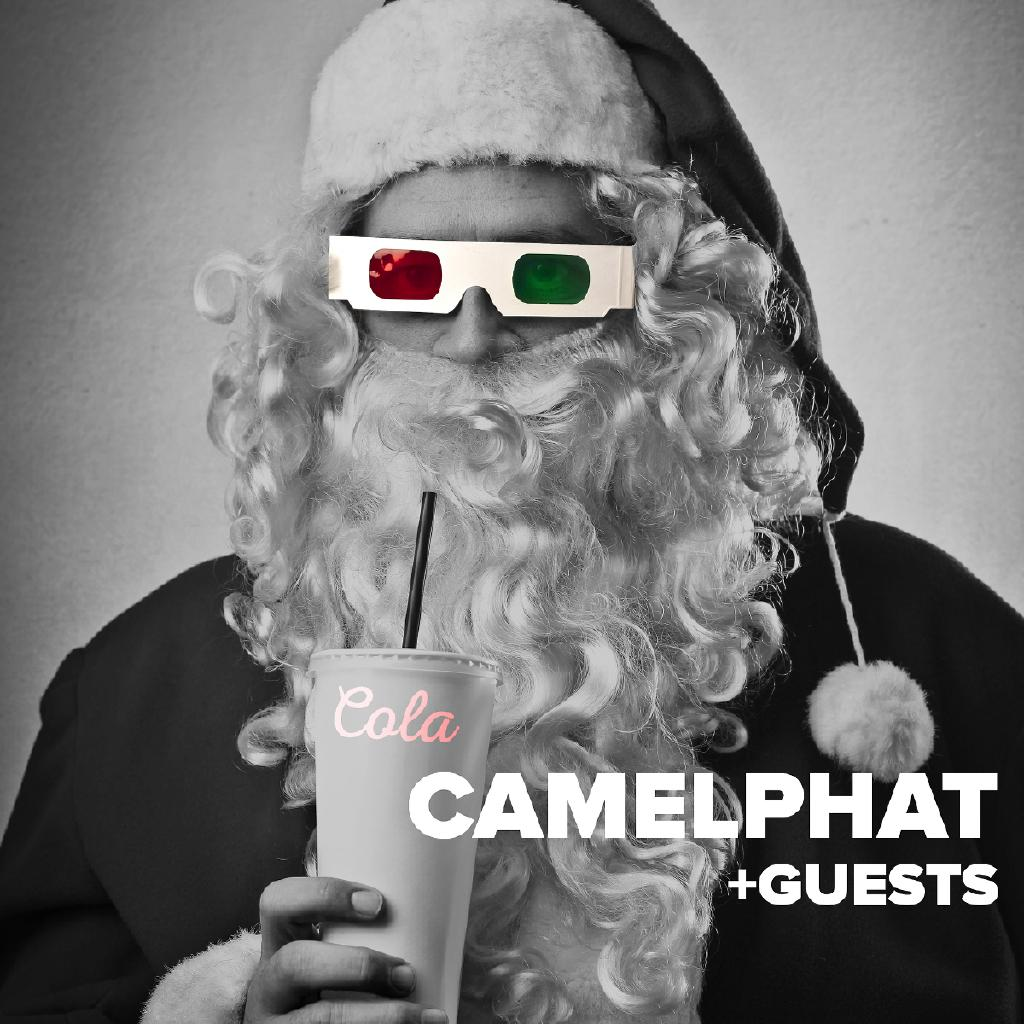 CamelPhat at Taste The Punch, Boxing Day, Luton