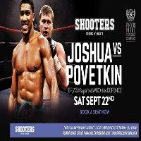 Anthony Joshua v Alexander Povetkin | Book Now!