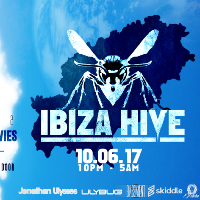 IBIZA HIVE with special guests Jonathan Ulysses / Mike Catherall