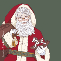Meet Father Christmas at Banbury Museum