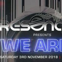 Resonate Presents WE ARE 4