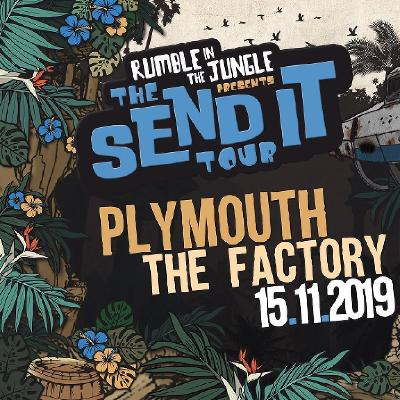 Rumble In The Jungle - Send It Tour- Plymouth