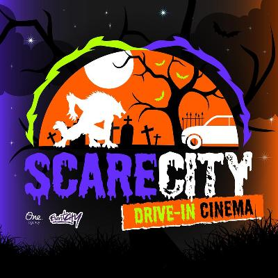 Beware, the creatures of ScareCity are waiting for you. Something's lurking in the shadows, and this is no ordinary drive-in cinema…
