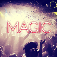 Magic  at Fest Camden - UV PARTY