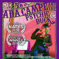 FREE COMEDY: Ada Campe and the Pyschic Duck