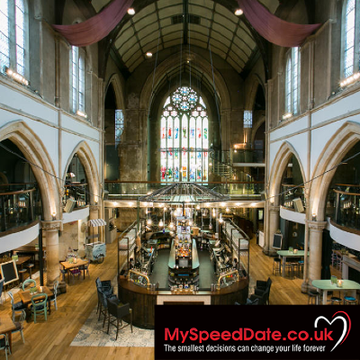 Speed dating nottingham