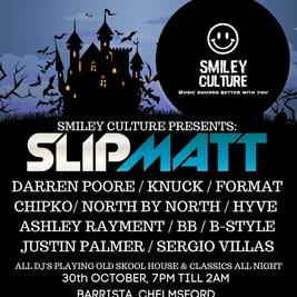 Smiley Culture presents: Slipmatt..