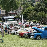 Croydon Classic Car Show and Family Fun Day