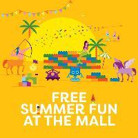 FREE Summer Fun at The Mall
