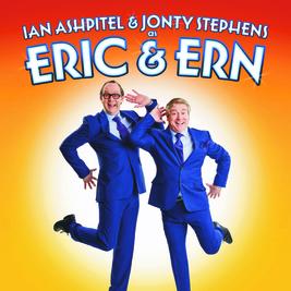 Ian Ashpitel and Jonty Stephens as: Eric and Ern