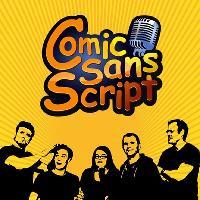 Comic Sans Script Live Improv Show