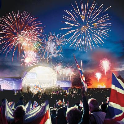 Ragley Hall Battle Proms Picnic Concert
