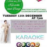 Drag Bingo & Karaoke