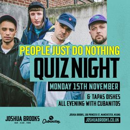 People Just Do Nothing Quiz at Joshua Brooks!