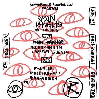 Ryan Hawaii & Friends - in benefit of Renaissance Foundation